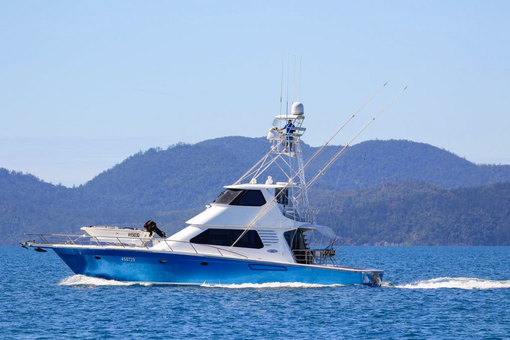 Topnotch Game Fishing Hamilton Island Fishing Charters