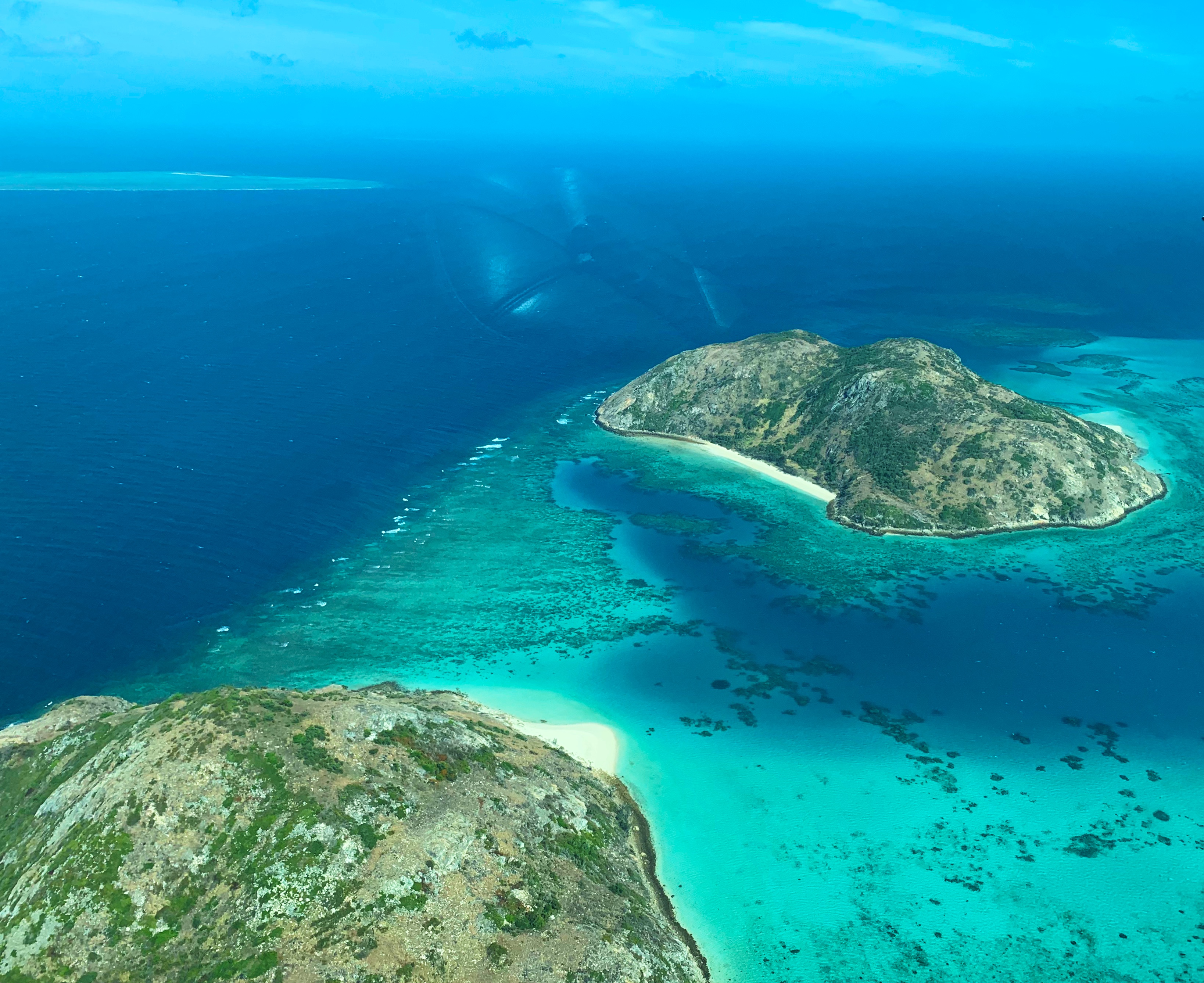 lizard island and cooktown