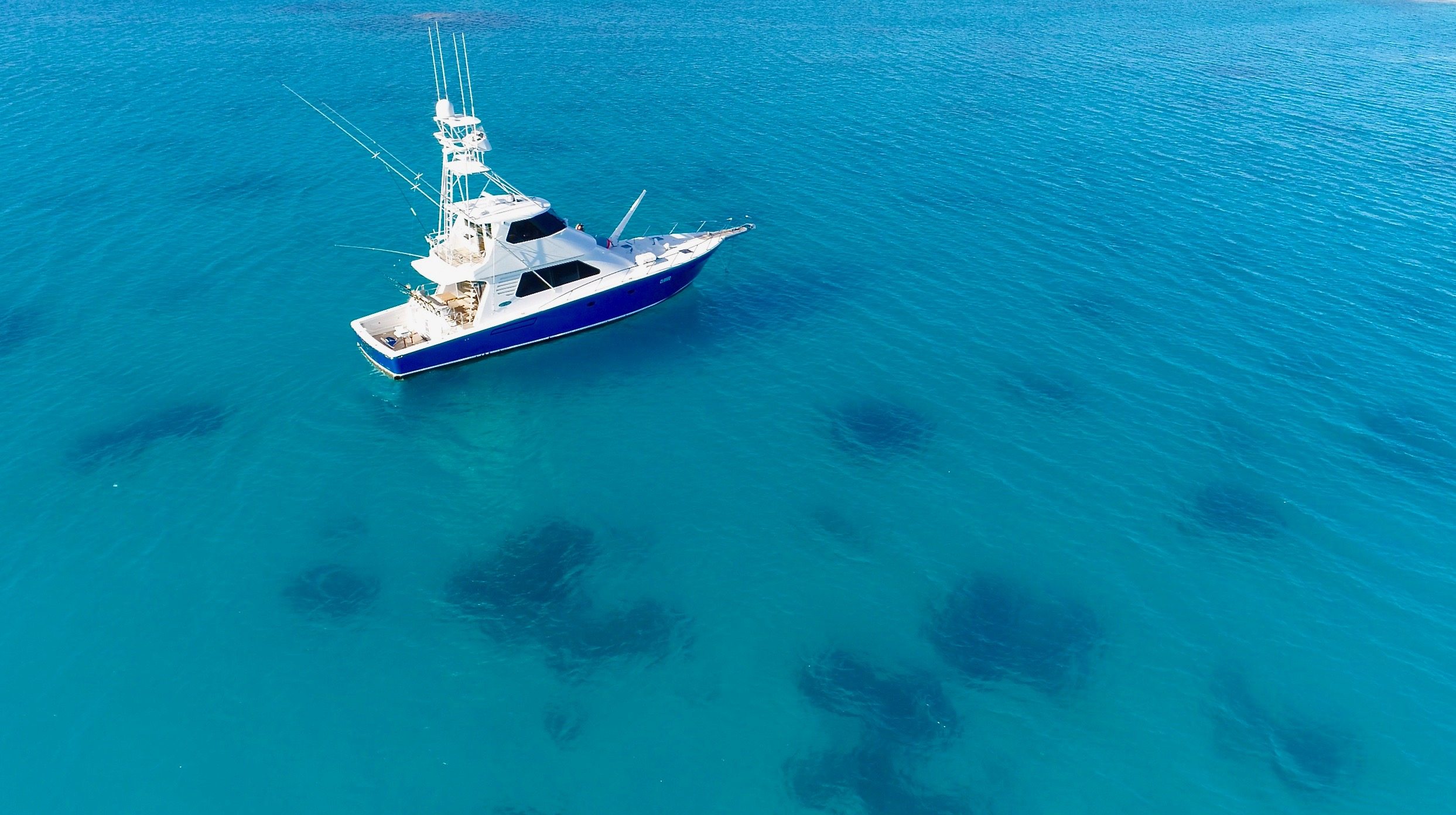 Brilliant Company Topnotch Game Fishing luxury charters airlie Beach whitsundays on destinations