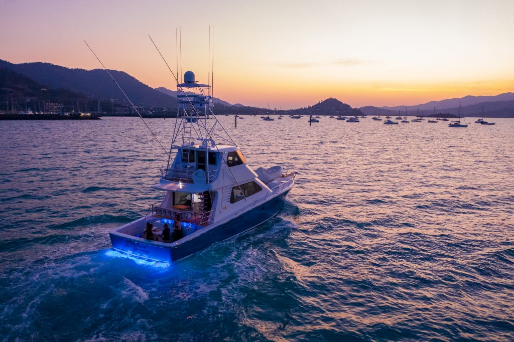 Hamilton Island Sunset Cruises
