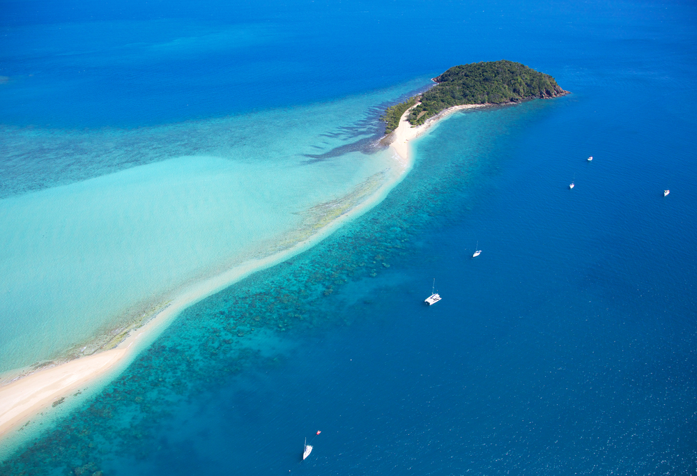 whitsunday island great escape
