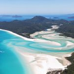 Whitsundays Whitehaven Beach Australia