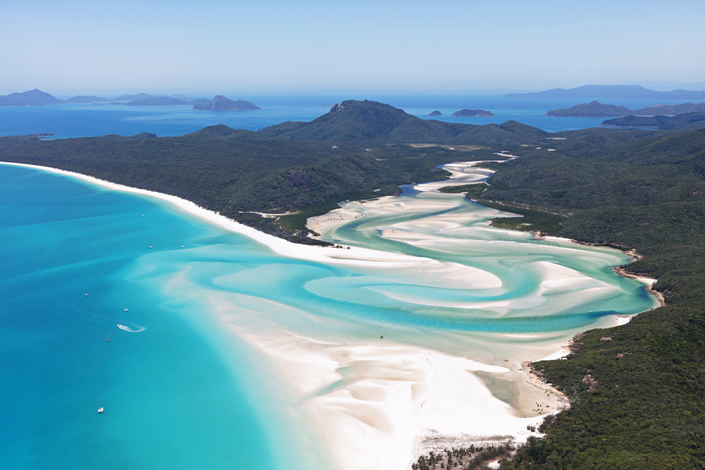 exclusively whitehaven beach tour destinations
