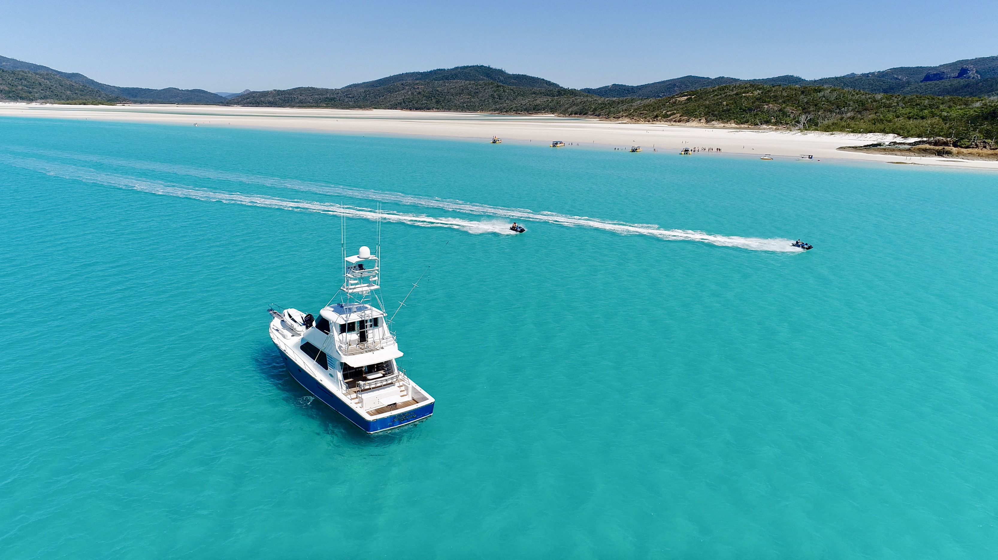 Whitsunday Island Tours Whitehaven Beach Destination