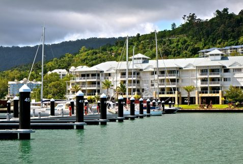 Destinations Port Of Airlie Marina Airlie Beach