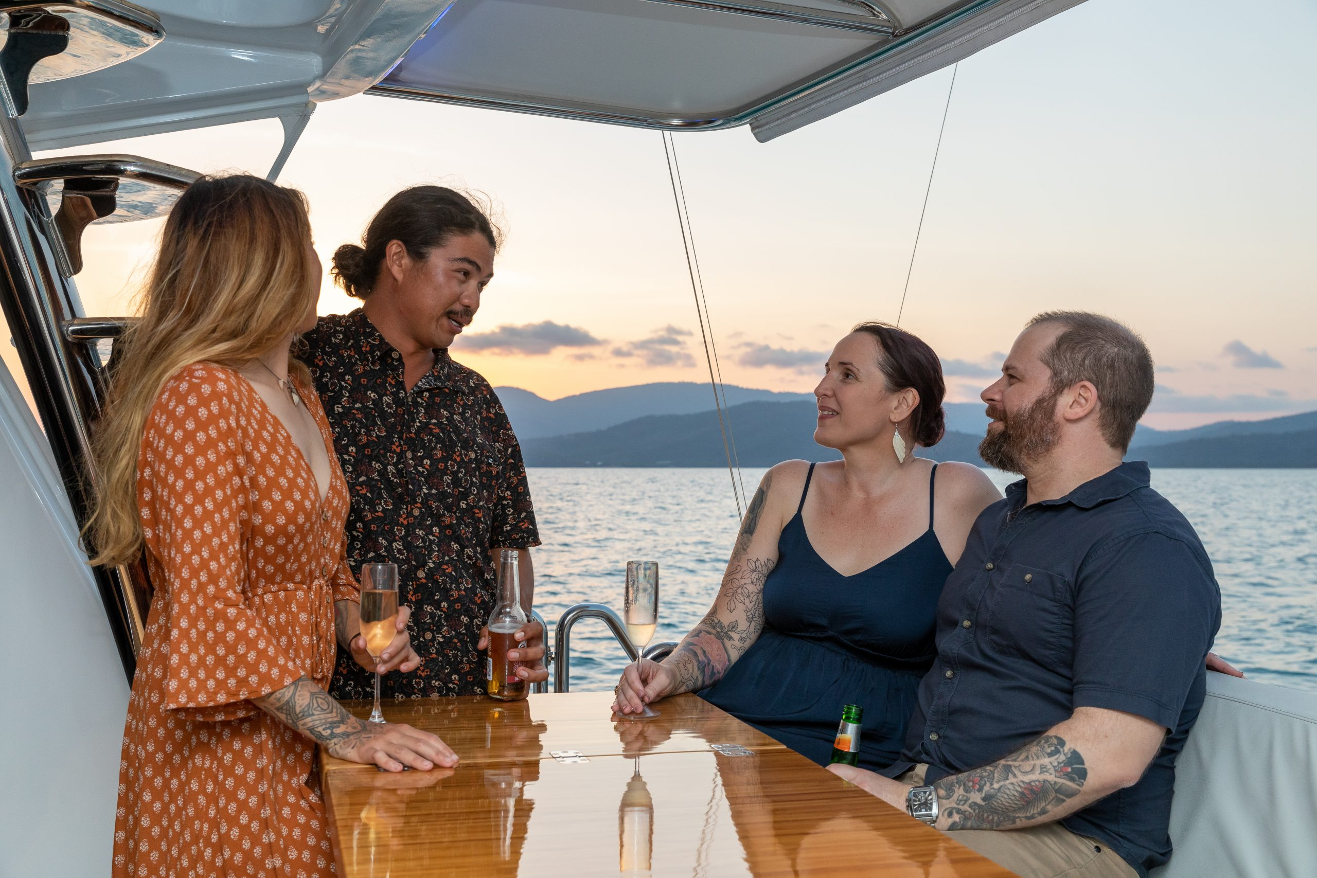 Airlie Beach Sunset Cruises