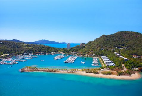 Destinations Hamilton Island Marina Whitsundays